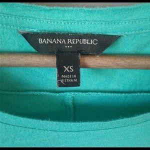 Banana Republic Tops - BANANA REPUBLIC 3/4 Sleeve Scoop Neck Knit Tee Top
